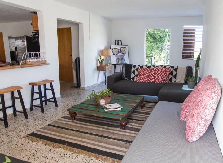 New Spot in Santurce! Casa del Carmen Room 2