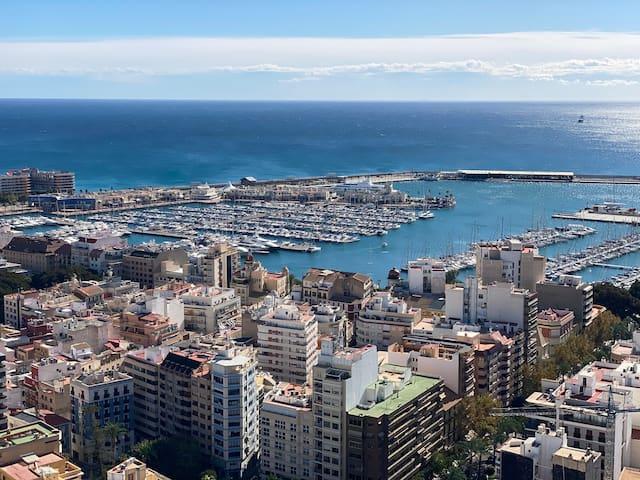 Apartamento Luxury & Top Sea View