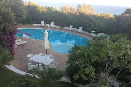 Villa Fiorella, San Felice Circeo - Punta Rossa - Villa