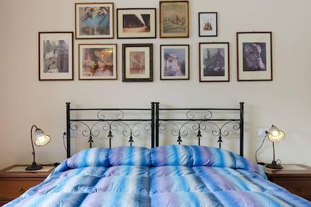 """Majella House, Room """"Morrone"""" - Roccacaramanico"""