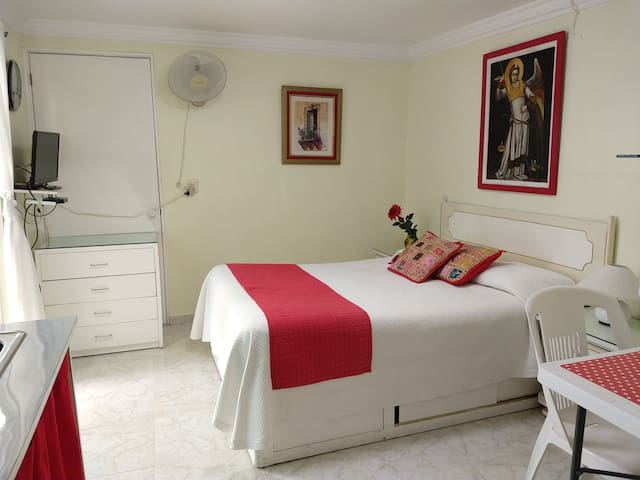 Hermosa habitación en la mejor zona de Cuernavaca