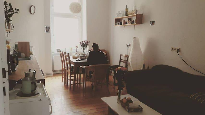 Gemütliches Zimmer für 2 in Stadtfeld Ost