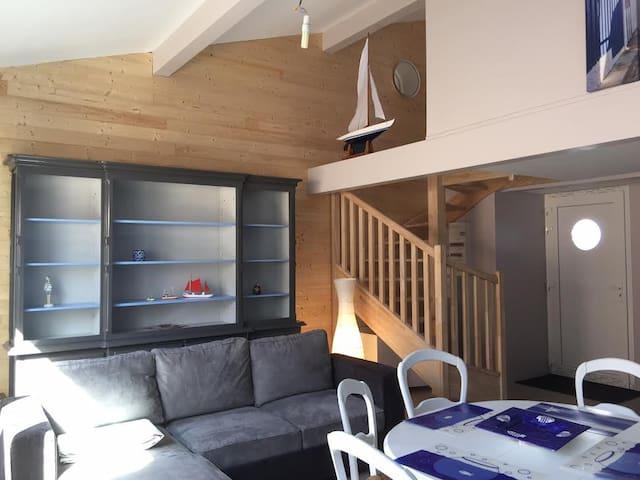Maison neuve à deux pas de l'océan - Carcans - Haus