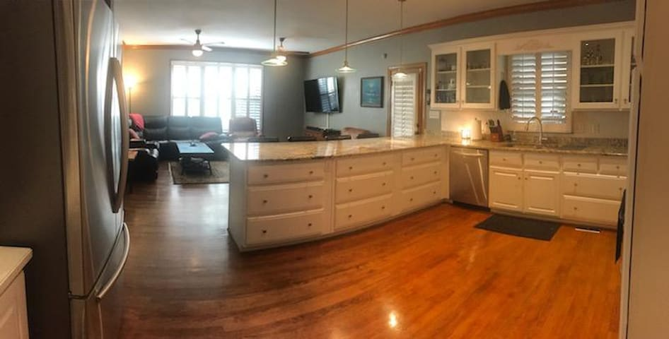 Masters Rental 3BR/3BA minutes to Augusta National