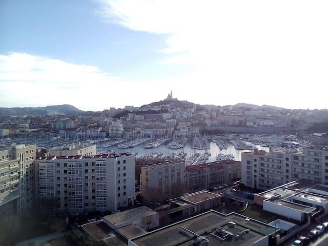 appartement avec vue panoramique