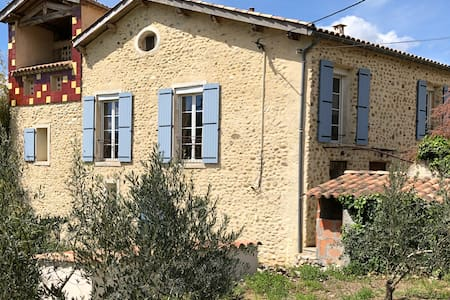 Maison de charme provençale entre Verdon & Luberon