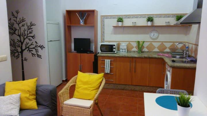 Apartment Alora centre, near to Caminito del Rey