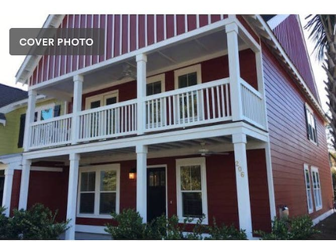 Balcony Suite Old Town Bluffton