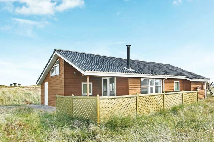 Casa de vacaciones tranquila en Thisted con sauna