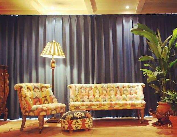 吾丽·六和源·星辰 西湖景区钱塘江畔的舒适居所 - Hangzhou - Appartamento