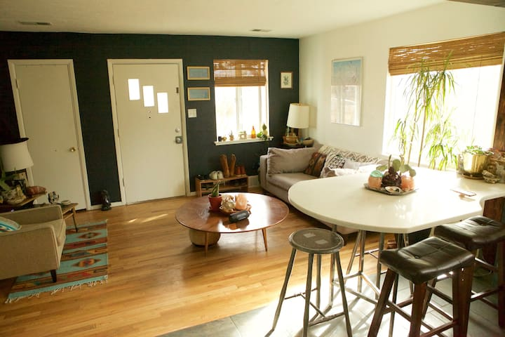 common living space