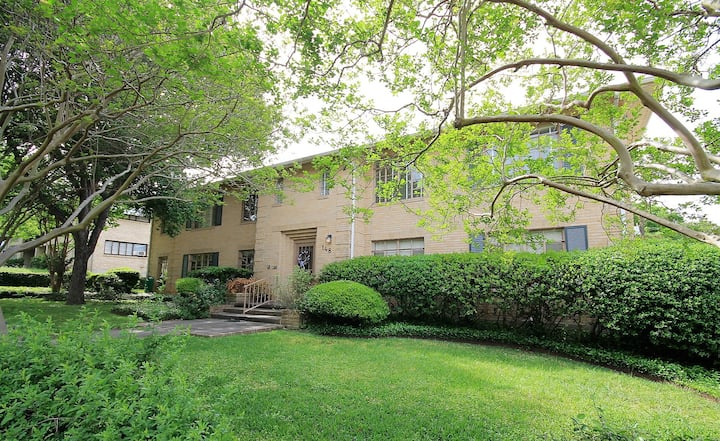 Mid Century Elegance in the Heart of Alamo Heights