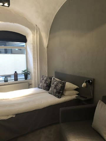 Standard Studio with duble bed , private bathroom
