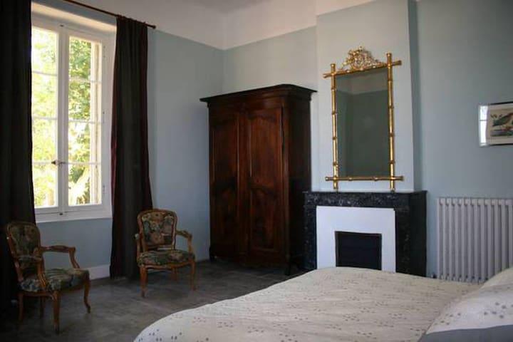 La Maison Cécile, a wonderful mansion for 4 pers. - Lézan - Loma-asunto