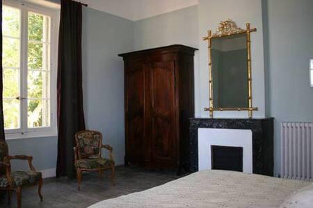 La Maison Cécile, a wonderful mansion for 4 pers. - Lézan - 휴가용 별장