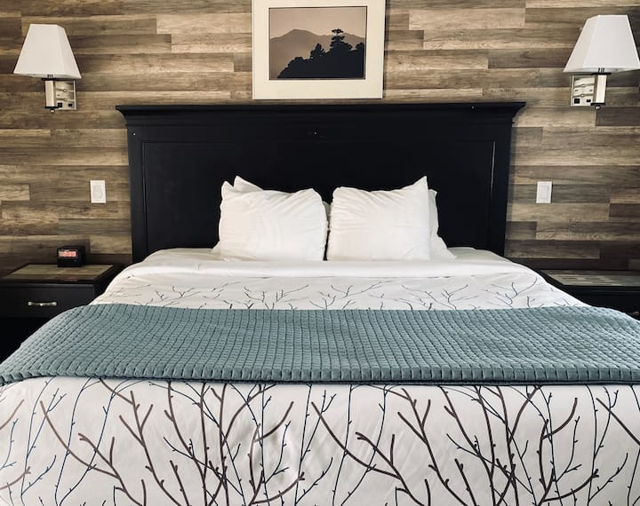 Salida Inn & Monarch Suites - One King Bed