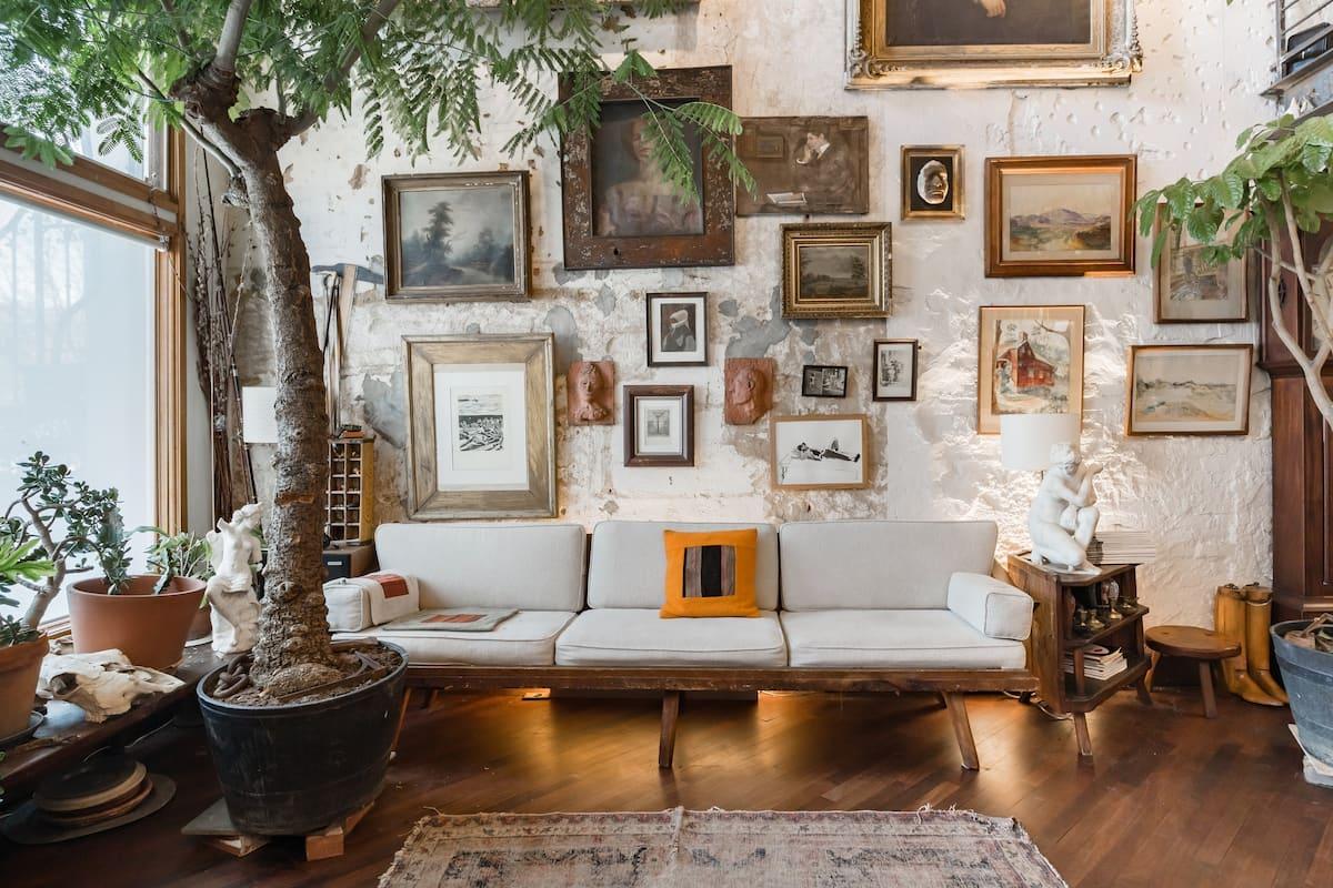 Elegant, Designer-rustic, Light-filled Suite, Dupont / 14th