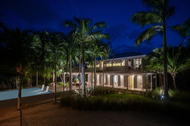 Ohana Family vacation beach house & cabana