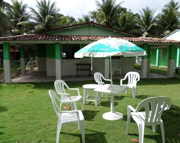 Casa a Beira Mar na Ponta do Muta em Barra Grande - Maraú - Appartement
