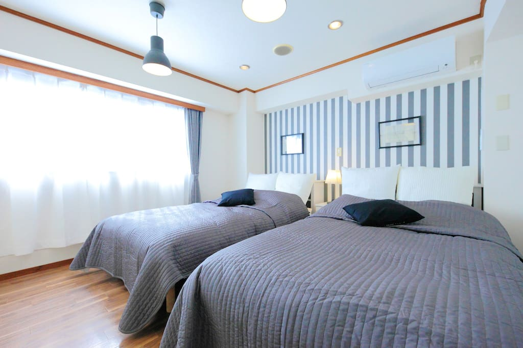 great bed room