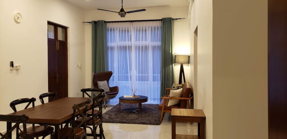 Memory Lane (R2) a new B&B in the heart of Colombo