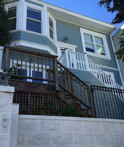 BERNAL HEIGHTS/MISSION 600 Sqft/Private Entry&Bath - San Francisco - Other