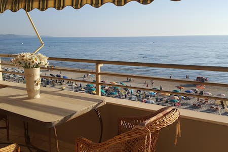 Cosy beach flat with amazing view - Durrës - Apartamento