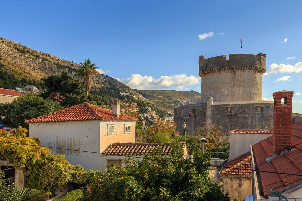 Minceta fortress