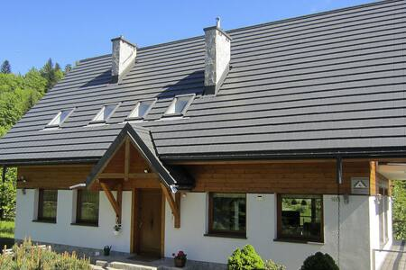 Villa moderneavec sauna à Zwardon