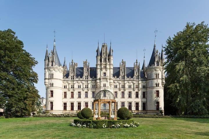Chateau Des Joyaux at Pays de la Loire