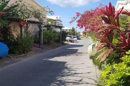 Jolly Harbour Villa Two Bedroom Waterfront North