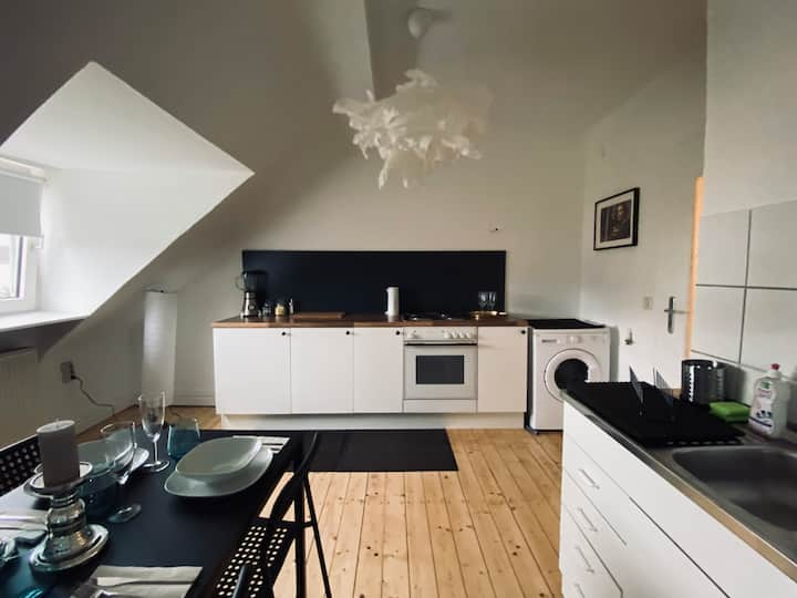 Stylisches 70 qm Apartment in Top Lage