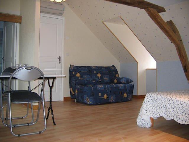 Bel apprt proche Chatellerault et Futuroscope - Thuré - Appartement