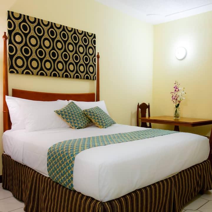 Jasmien Inn Deluxe Room