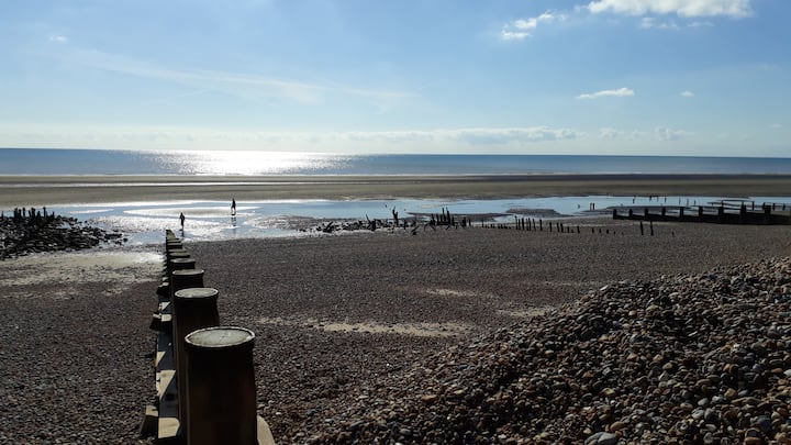 Concept at Winchelsea beach East Sussex