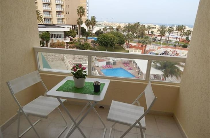 Beautiful holiday appartment in Puerto Marina - Benalmádena - Apartament
