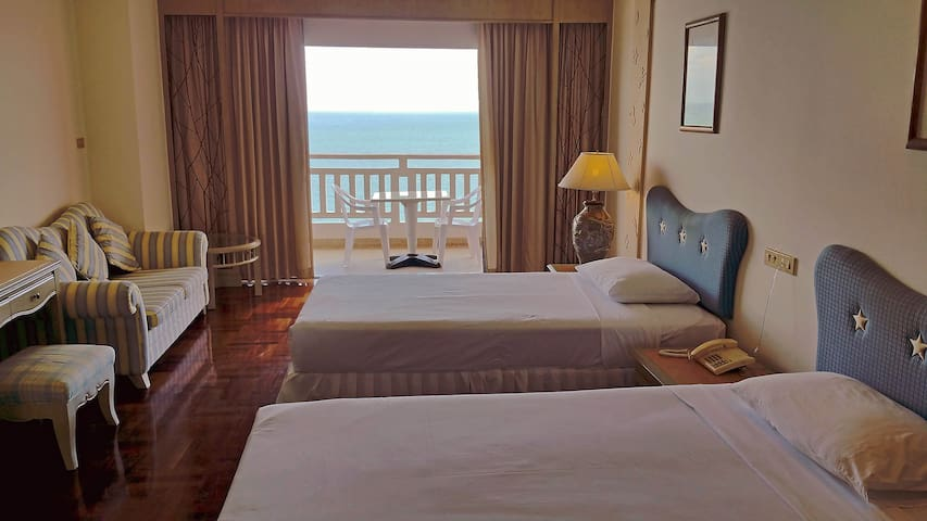 Springfield Beach Resort Cha-am/Hua-hin, Deluxe