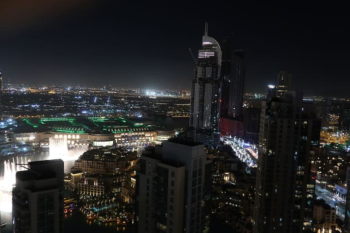 Luxury 1BD Downtown Dubai Apartment - Sea Views - Dubai - Apartemen