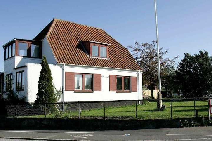 Spacious Apartment in Allinge Denmark near Sea