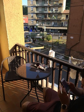 lovely apartment in valmontone