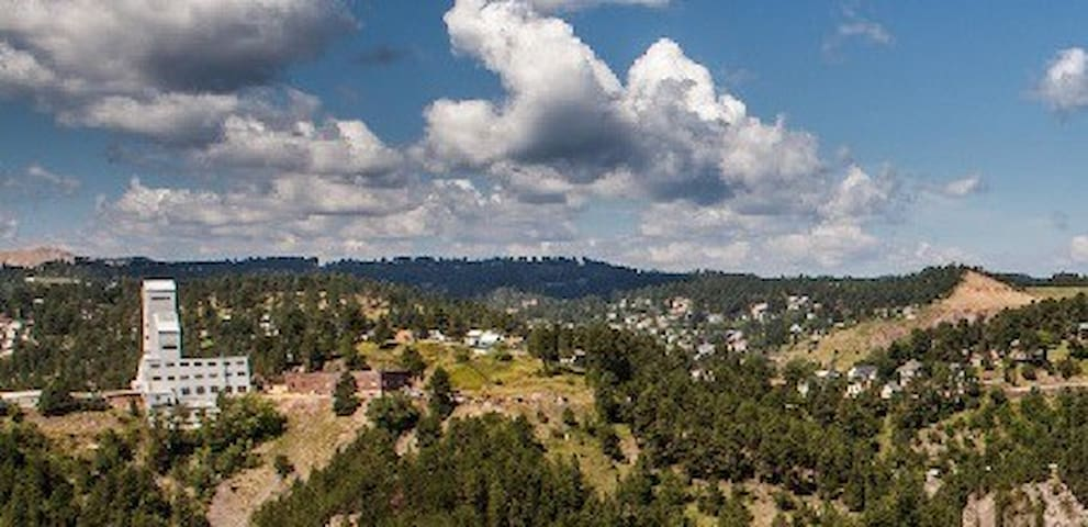 Located in the beautiful Black Hills
