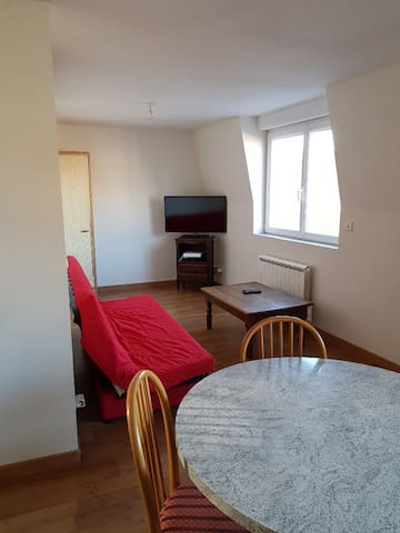 Appartement fonctionnel T2 de 44m² 4 couchages