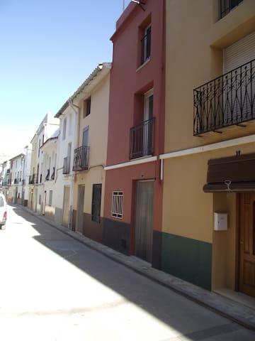Casa de pueblo en montaña alicantin - La Vall d'Ebo - Casa