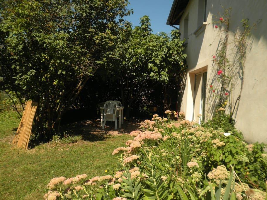 Votre jardin extérieur