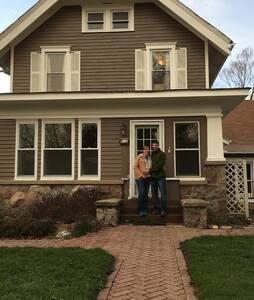 2017 US Open Family Friendly Home - North Prairie - Talo