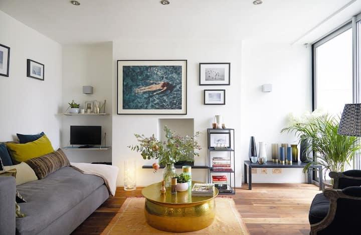Beautiful Notting Hill Garden Apartment