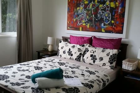 Comfy room in Coffs Harbour! - อ่าว Coffs