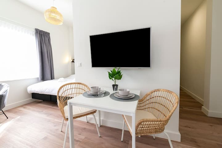 Ideal Apartment in Den Haag near Seabeach
