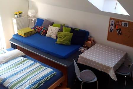 Klein aber dein, ruhige Wohnung in zentraler Lage - Prien am Chiemsee - 公寓