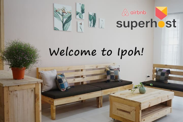 Warm & Cozy Home stay @ Ipoh (Room A)